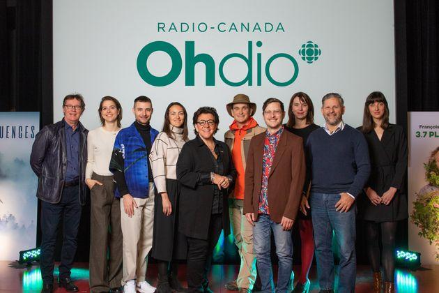 Ohdio: une nouvelle application réunissant tous les contenus de