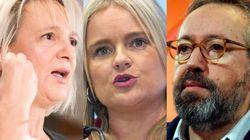 Los políticos que se quedan sin sillón tras las elecciones