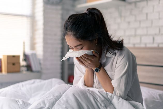 This Is Your Body On The Flu