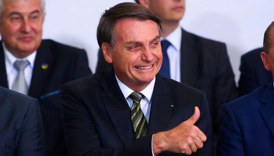 Bolsonaro ameaça usar Lei de Segurança Nacional para prender