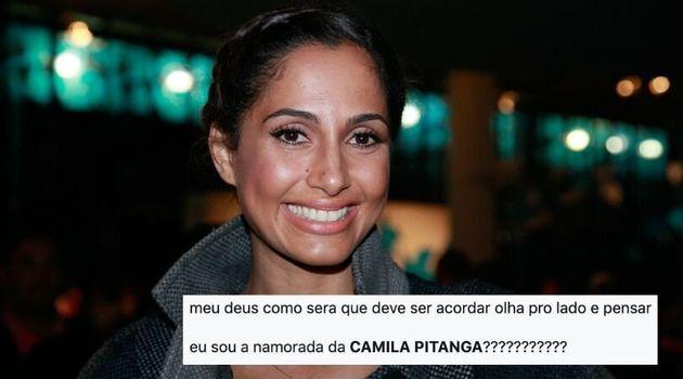 A atriz Camila Pitanga, 42, está namorando a artesã Beatriz Coelho -- a notícia...