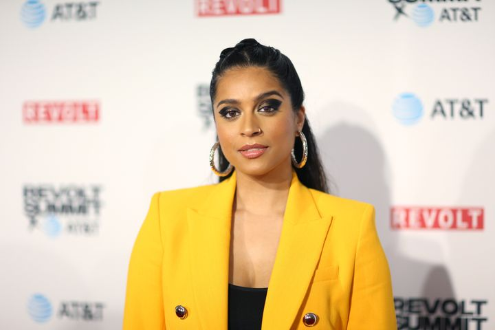 "Lilly Singh's favourite slang words, like ""ting,"" are rooted in Black cultures."