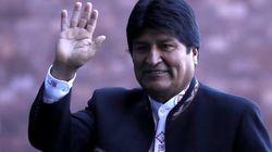 Après sa démission, Morales demande et obtient l'asile politique au