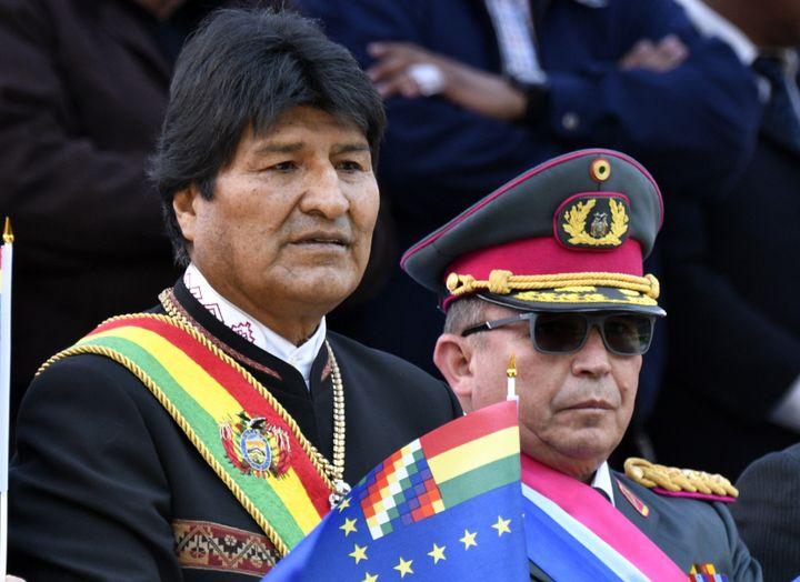 Bolivian President Evo Morales resigned on November 10, 2019, after three weeks of sometimes-violent protests. The commander-