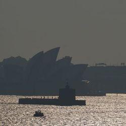 NSW Bushfires Smoke Blankets Sydney, Haze Reaches New