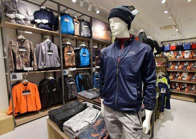 作業服・作業用品の「ワークマン」が2018年9月5日にオープンしたスポーツ・アウトドア専門店「WORKMAN