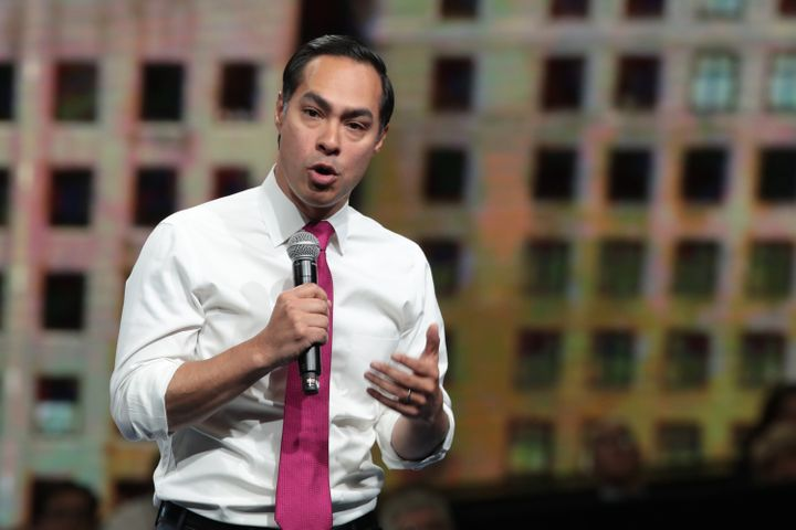 Former Housing Secretary Julián Castro has struggled in the polls but earned progressive trust over the course of his