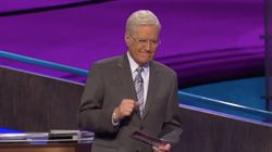 Alex Trebek Chokes Up At 'Jeopardy' Contestant's Touching