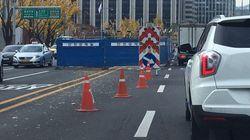 서울시는 왜 교통 혼잡을 무릅쓰고 광화문을 파헤치고
