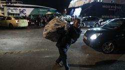 Άφιξη πλοίου στον Πειραιά με 367 μετανάστες και πρόσφυγες από τη