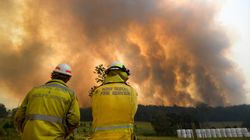 'Too Late To Leave': NSW Bushfires Rage Towards