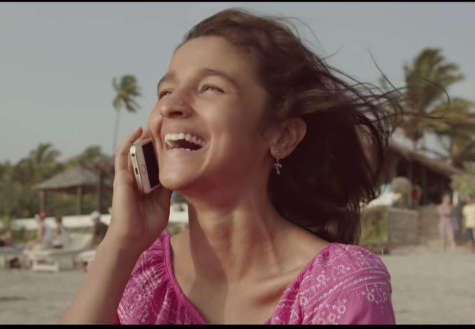 Alia Bhatt in a scene from 'Udta