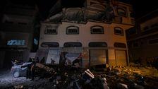 Israelischer Luftangriff Tötet Islamischen Dschihad-Kommandant In Gaza