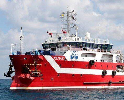 Nave italiana assaltata da pirati nel Golfo del Messico, 2 f
