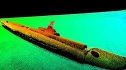 «Φάντασμα» στον βυθό: Υποβρύχιο που είχε χαθεί πριν 75 χρόνια βρέθηκε στα ανοιχτά της