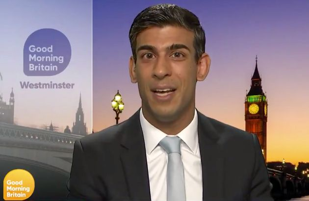 Rishi Sunak, the chief secretary to the Treasury, admitted the Conservative Party 'went a bit too far'...