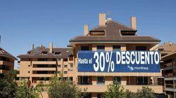 La compraventa de vivienda suaviza su caída al 12 % en