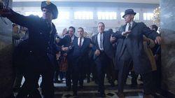 """""""The Irishman"""" come un trailer: il cinema nelle sale secondo"""