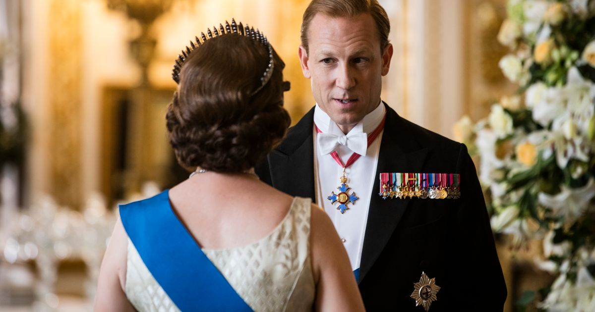 The Crown Newcomer Tobias Menzies Admits He's Actually Far From A Royalist