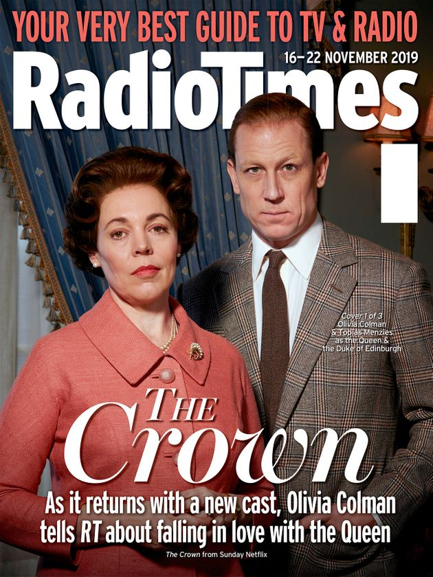 The Crown's New Prince Philip Tobias Menzies Admits He's 'More Of A