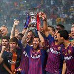 Espagne: la Supercoupe se jouera en Arabie