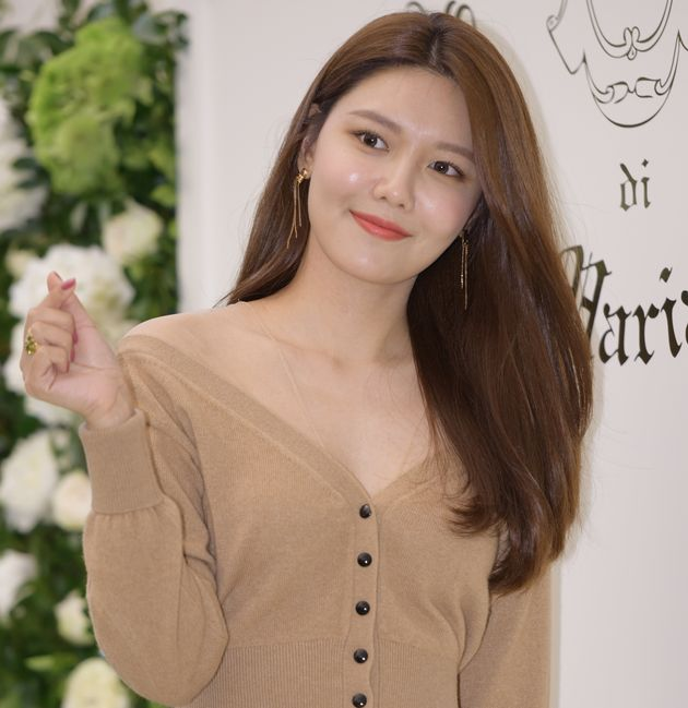 SooYoung on August 29th, 2019 in Seoul, South