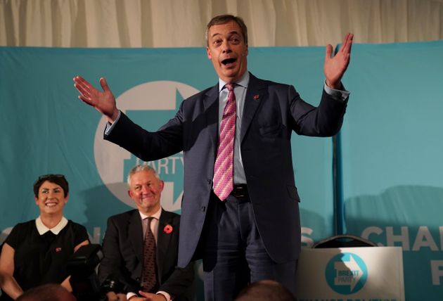 Wayne Bayley, Dropped Brexit Party Candidate, Says Nigel Farage Owes Him £10,000