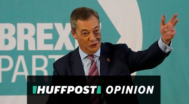 Nigel Farage Doesnt Need To Stand Because Under Boris Johnson The Conservatives Are The Brexit Party