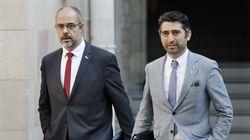 La Fiscalía se querella contra Buch por la escolta que se dio a Puigdemont al