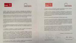 Consulta aquí el texto íntegro del acuerdo PSOE-Unidas