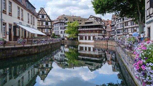 L'Alsace fait partie des régions les plus fréquemment touchées par les séismes...