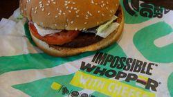 Pourquoi Burger King ne lance pas son burger végétarien en