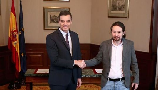 En Espagne, Pedro Sanchez va s'allier avec
