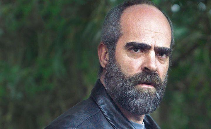 Luis Tosar en 'Quien a hierro mata'.