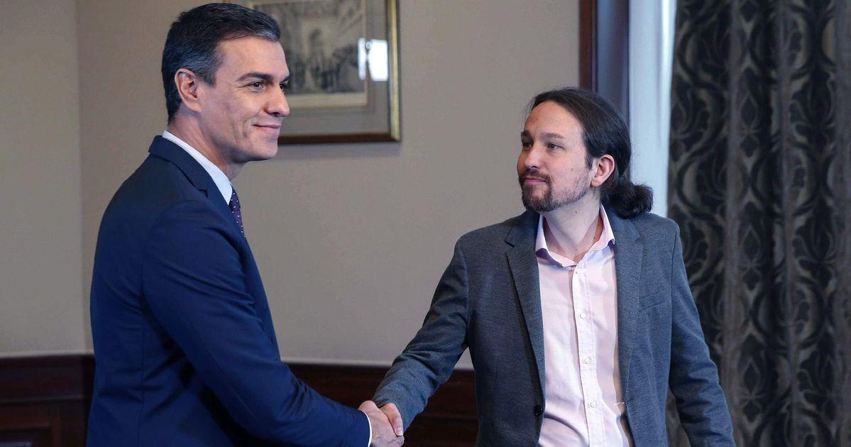 Todos se han acordado de la misma persona tras el acuerdo entre Iglesias y Sánchez: y no es quién tú crees