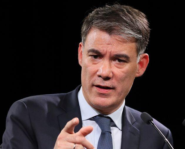 Selon Olivier Faure, premiersecrétaire du PS Olivier Faure, le gouvernement fait tout
