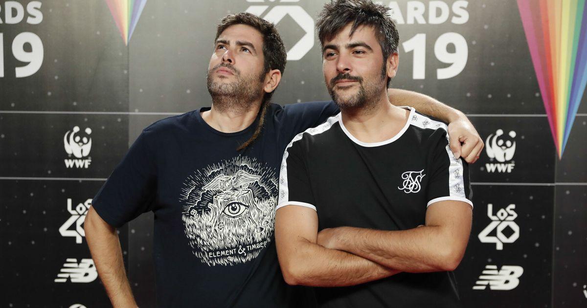 El tuit de Estopa tras el acuerdo de Iglesias y Sánchez: ni una palabra, pero lo dejan claro
