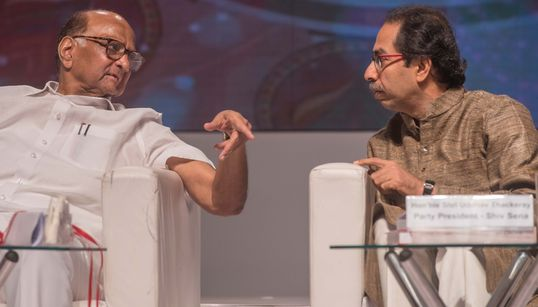 Despite President's Rule, Shiv Sena-Congress-NCP To Negotiate On Government