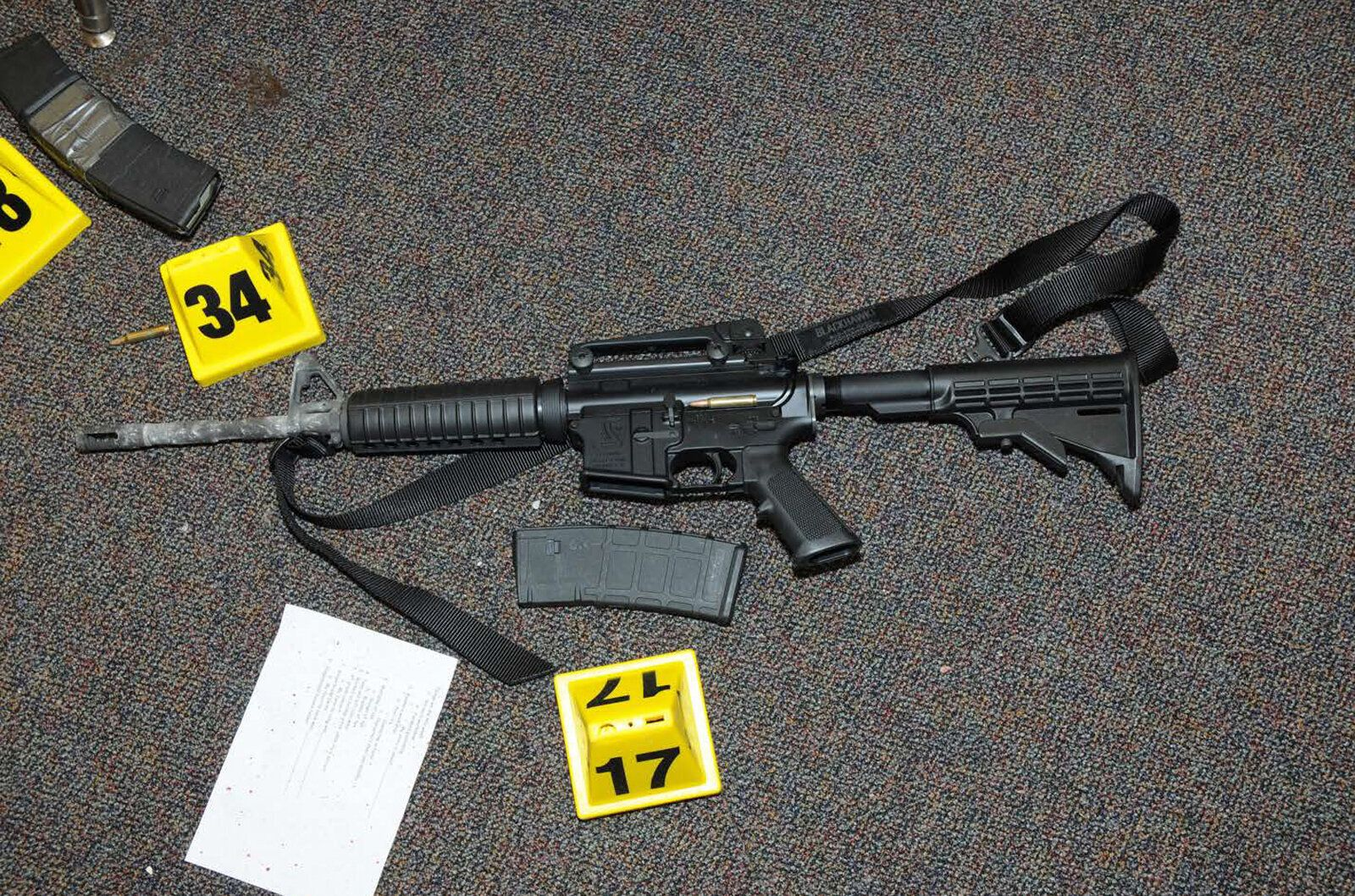 Supreme Court Allows Sandy Hook Parents' Lawsuit Against Gun Maker Remington To Move Forward