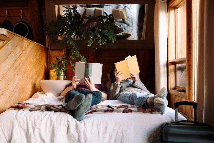 People who read regularly sleep better, are less stressed out, and live longer lives than people who don't read.