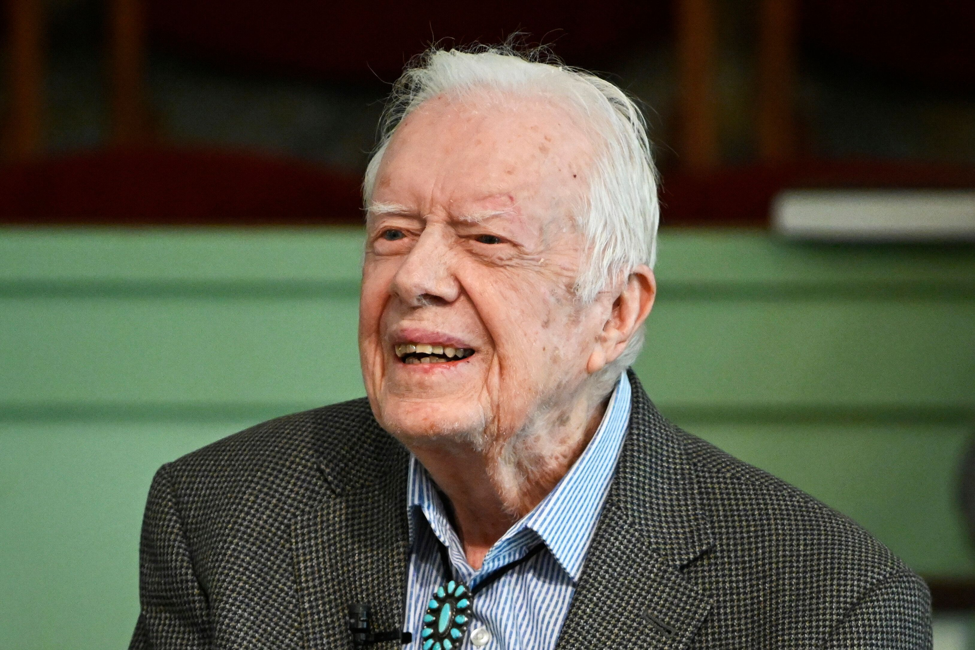 Jimmy Carter Recovering After Surgery