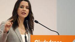 Arrimadas asegura que el PSOE está a tiempo de rectificar y pactar junto con el