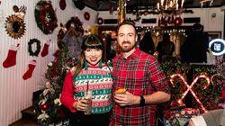 Bar Miracle: fêter Noël avant