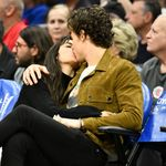 Shawn Mendes And Camila Cabello Make Out Like Crazy At Clippers