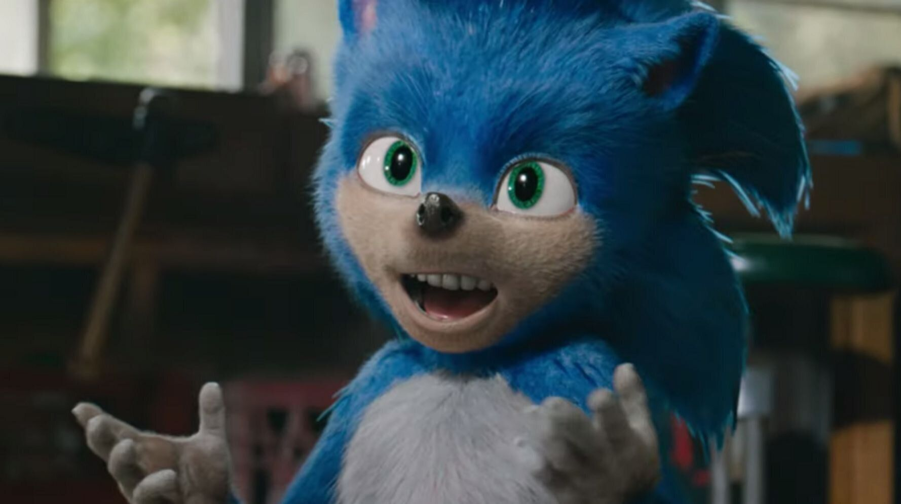 Sonic The Hedgehog Got A Makeover In New Trailer After The Internet Had A Meltdown