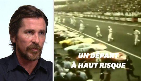 """Cette scène spectaculaire dans """"Le Mans 66"""" a bien existé pendant des années sur le"""