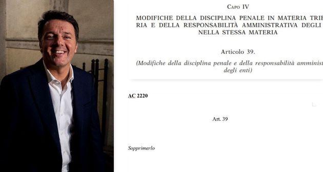 Italia Viva continua a provocare M5S: raffica di emendamenti