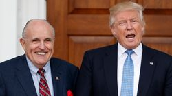 Rudy Giuliani's Calls To Trump Are Conveniently