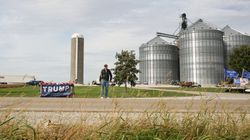 Trump Won Iowa Easily In 2016, But His Trade War Is Putting It In Play For