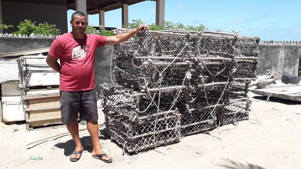 Amaro José da Silva viu as vendas caírem mais de 50% desde